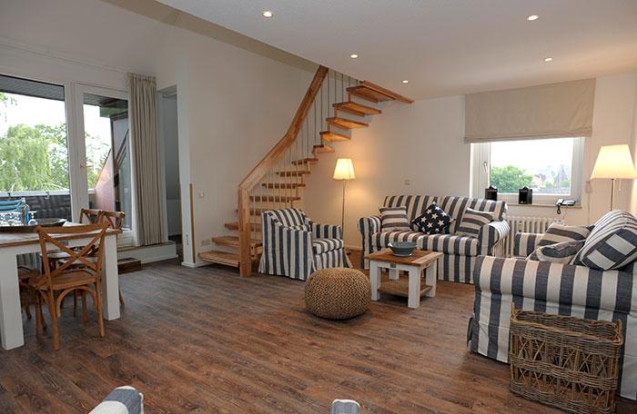 Hotel Strande Maisonette Suiten Ferienwohnung