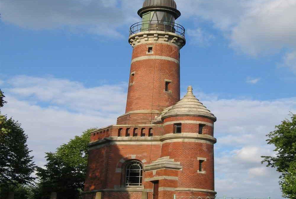 Sehenswürdigkeiten in Kiel – Kieler Leuchttürme besichtigen vom ACQUA Strande